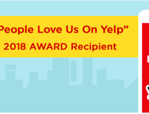 "Avalon Receives 2018 ""People Love Us On Yelp"" Award"